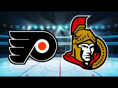 Philadelphia Flyers vs Ottawa Senators (7-4) – Oct. 10, 2018 | Game Highlights | NHL 2018