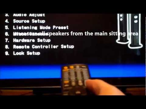 How to Configure Onkyo Settings Review