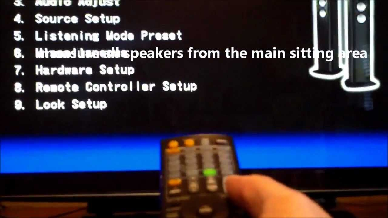 Ht D5000 Hack: How To Configure Onkyo Settings Review