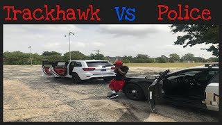 2018 Dodge Trackhawk Review!!!! Police Pulled Up On Me!!!!!