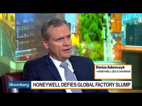 Honeywell CEO Adamczyk