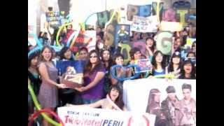 [Tokio Hotel Peru]: Happy Birthday Georg!! - 2012