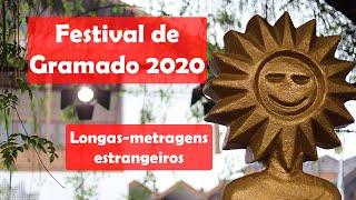 Vai começar o Festival de Cinema de Gramado 2020 | Longas-metragens estrangeiros | Decoração