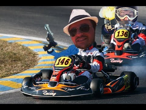 || Go Kart 125 2t || Kartodromo Orobico, Curno (Bg) || On Board Gopro Hero 5 || HD