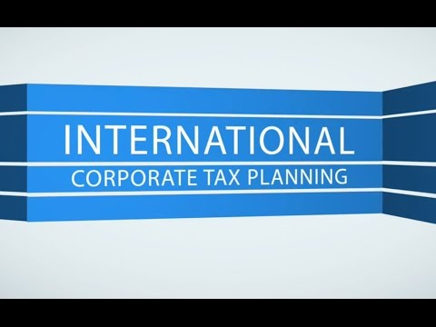 Castro & Co. - International Corporate Tax Planning