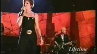 PAT BENATAR - INVINCIBLE (live 2001)