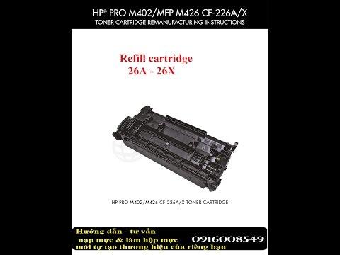 Refill cartridge 26A - CF226A