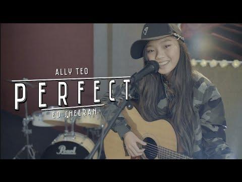 Ed Sheeran - Perfect by Ally Teo