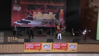 SMP ISLAM SABILILLAH MALANG (Kompetisi Band Pelajar Juara UMUM)