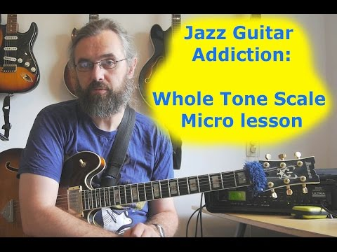 Micro lesson: Whole Tone Scale  - JGA