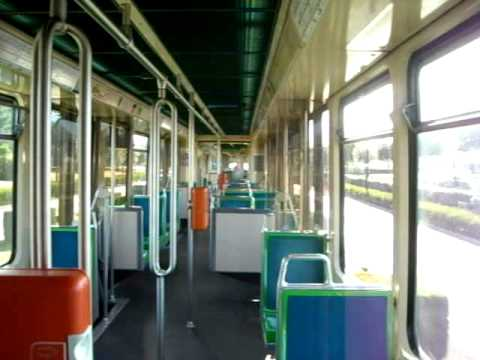 int rieur d 39 un tramway tfs de nantes youtube. Black Bedroom Furniture Sets. Home Design Ideas