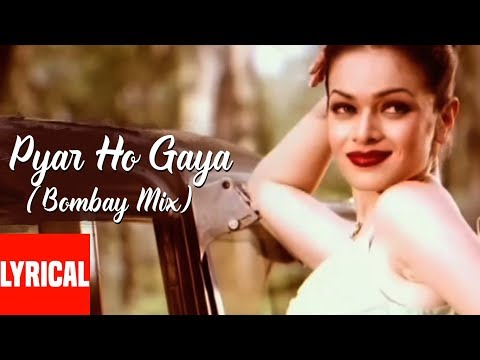 Lyrical Video   Pyar Ho Gaya (Bombay Mix)   OH! LAILA   Stereo Nation Taz   Feat. Shiney Ahuja