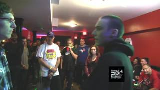Rhyme And Punishment Battle League ~ Rap Battle ~ Noah Carter VS Phoenix (2016) 44NS