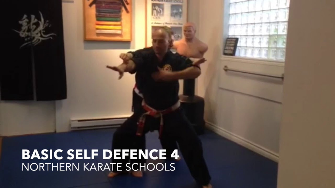 Basic Self Defence