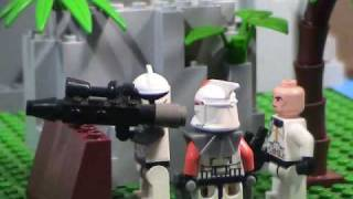 Lego Starwars: Clone Wars Episode I