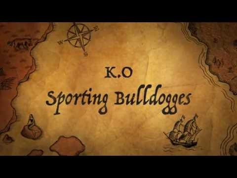 "Marque ""Sporting Bulldogges"" / Bulldogges brand"