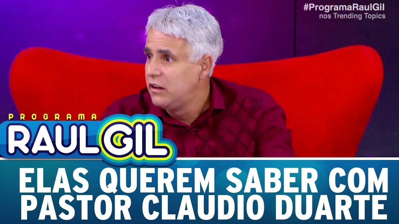 Resultado de imagem para Claudio Duarte no Raul Gil