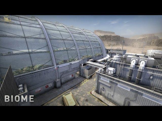 Biome - nowa mapa CS:GO