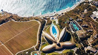 The Best Hotel in Crimea: Mriya Resort & Spa, Simeiz, Big Yalta, Crimea