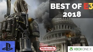 E3 2018 Best Games  Xbox, Ps4, Switch !!!
