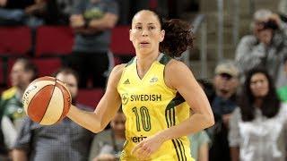 Sue Bird WNBA All-Star 2017 Season Highlights