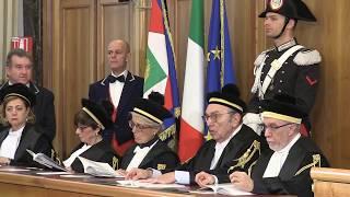 Il Presidente Gentiloni alla Corte dei Conti (13/02/2018)