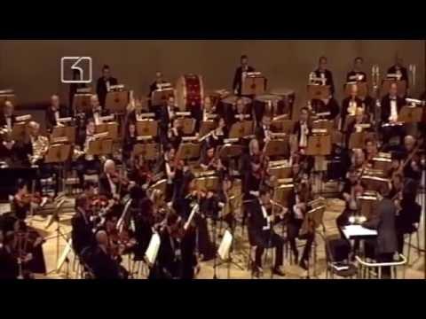 Danza del Ritual del fuego, M. de Falla. Jose Luis Gomez, conductor. Sofia Festival Orchestra.