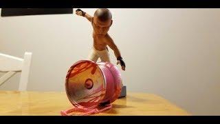 Magic YoYo & C3 Vapormotion 2nd run unboxing and yoyo tricks.