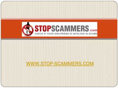 dating scammer database