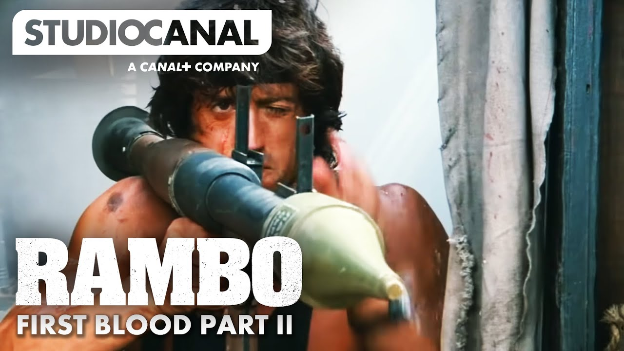 Download RAMBO: FIRST BLOOD PART 2  - The Boat Fight