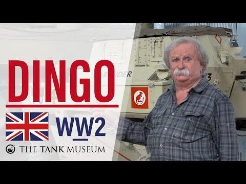 Tank Chats #29 Daimler Dingo Scout Car