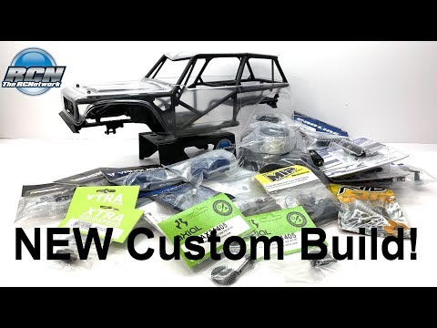 NEW Custom Build EP1 - 2020 - Scale RC Truck - The RCNetwork