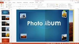 Tutorial PowerPoint 2013 |Cara Membuat Slideshow Animasi Teks Dan Gambar Dengan Music di Powerpoint