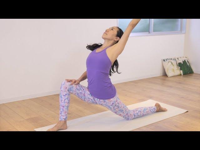 姿勢を整える Yogalog