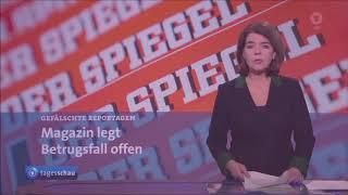 Der Spiegel veröffentlicht Fake News, auch mit Hilfe seiner Online- Medien