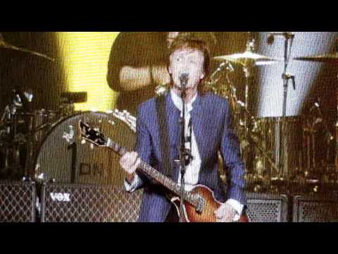 Paul McCartney Fresno 4/13/16 Hard days night.