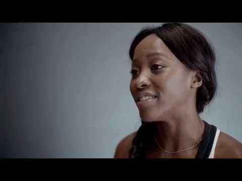 Sbahle Mpisane's story for #NikeWomen