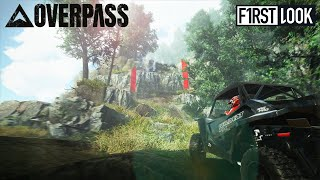 Extreme off-road Racing sim is here !!| OVERPASS GAMEPLAY (PC) (Consoles)