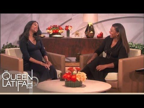 Zoe Saldana Chats About Her