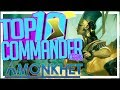 Top 10: Commander Cards from Amonkhet