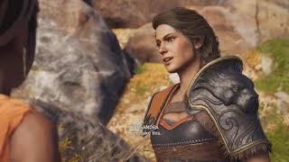 Assassin's Creed Odyssey-Kassandra-Bounty on a Politician Walkthrough