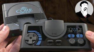 PC Engine Coregrafx Mİni (Turbografx 16) Review | Ashens