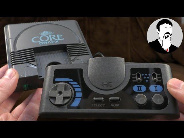 PC Engine Coregrafx Mini (Turbografx 16) Review | Ashens