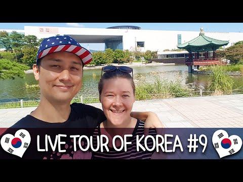 National Museum of Korea 국립중앙박물관 - 🇰🇷 LIVE TOUR OF KOREA #9