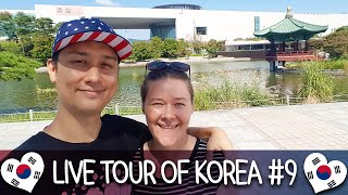 National Museum of Korea 국립중앙박물관 - 🇰🇷 LIVE TOUR OF KOREA #9