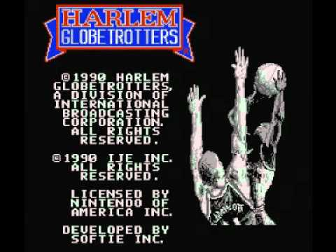 Harlem Globetrotters Theme Song-1526.mid Musical Notes Distribution