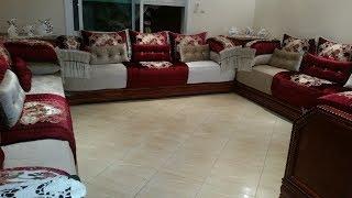 طلامط رائعة للبيع للصالونات المغربية - 0653781818 | عالم الأفرشة المنزلية