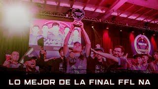 😍 Lo Mejor de la FINAL Free Fire League Norteamérica😍