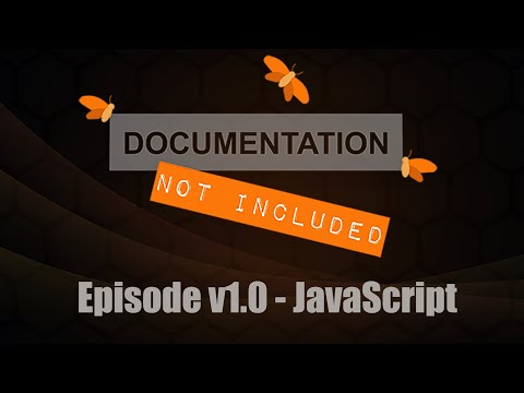 Episode v1.0: JavaScript