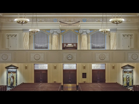 Reuter Pipe Organ - Cathedral of the Immaculate Conception, Springfield, IL